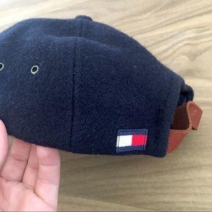 738ffe4a4 Vintage Tommy Hilfiger Golf Hat, Baseball Cap Navy